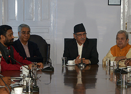 UDMF holding 'decisive' talks with PM