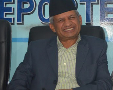 SC interim order is safe-landing for government, claims Gyawali