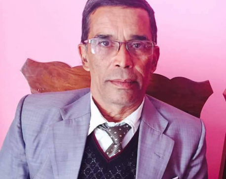 UML candidate Silwal elected Siddhalek Rural Municipality chief