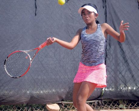 Prerana, Saloni  win girls' doubles title