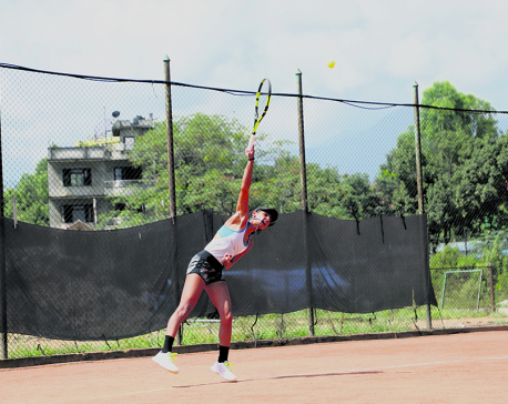 'Grand Slam dreamer' Prerana carries Nepal's gold medal hopes in SAG