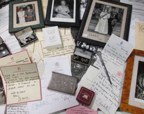Intimate Princess Diana letters sell for £15,000 in London