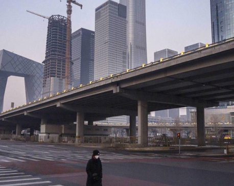 China's economic crossroads