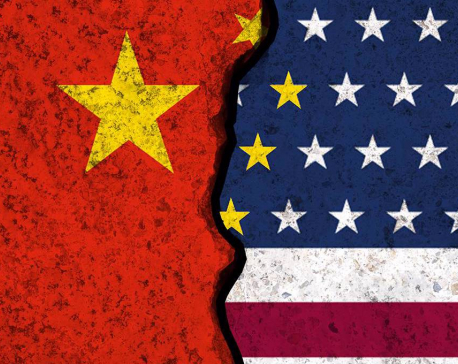 To the brink with China