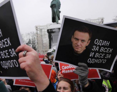 Can Navalny take down Putin?