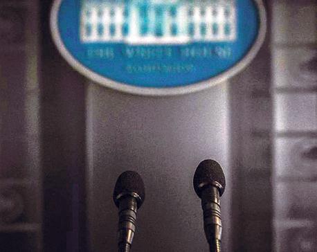 Presidents vs press