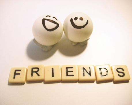 WHO IS MY TRUE FRIEND?