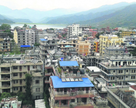Pokhara to crack down on illegal Lakeside buildings