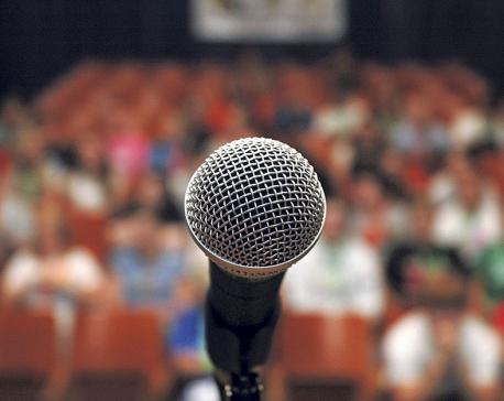 Public speaking: Basic Tips