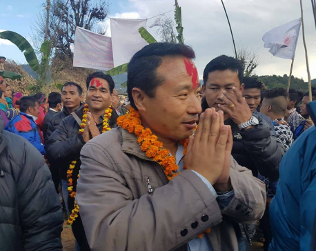 Left Alliance sweep Rolpa polls
