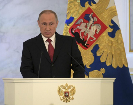Putin hopes for better Russia-US ties, anti-terror action
