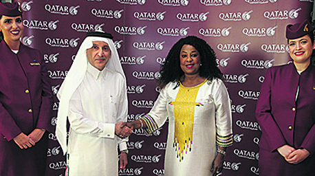 Qatar Airways 'official airline of FIFA until 2022'