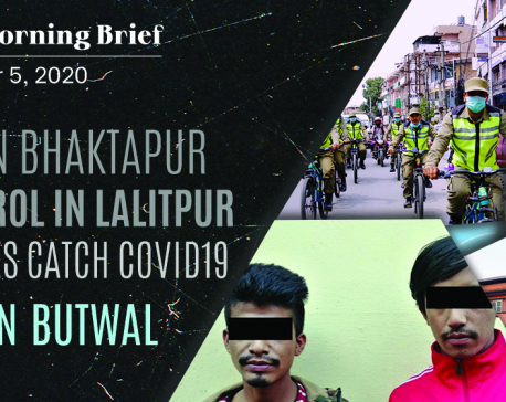Republica Morning Brief: Oct 4