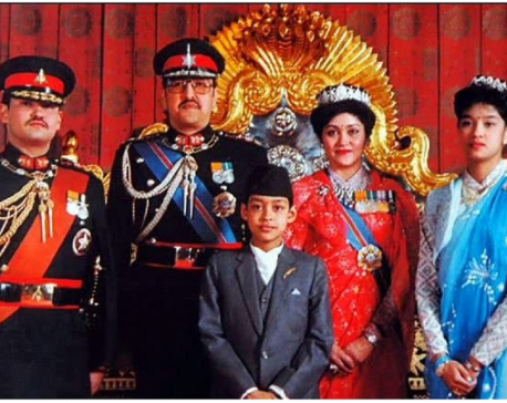 Nepalis take to social media platforms to pay tribute to massacred royal family