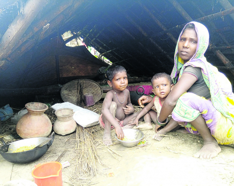 Polls preparations fail to buoy up flood victims