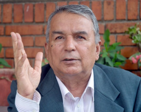 Agreement with CK Raut immature:  Poudel