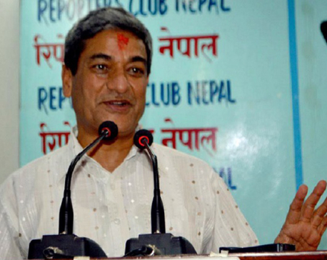 Govt talks with Biplab-led NCP positive: Leader Lekhak