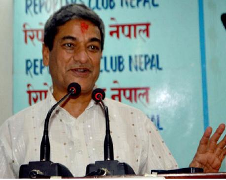 NC truly deserves post of speaker: Lekhak