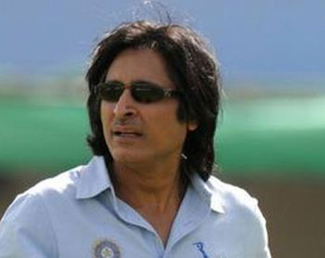 Ramiz Raja to venture into film-making, Sanjay Dutt to play the lead role