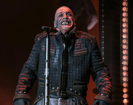 Rammstein break records as new album debuts at number 1 in 14 countries