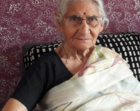 Ranu Adhikari, Nepal's first female singer dies at 86