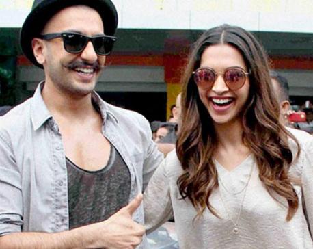 Deepika Padukone responds to break up rumors with Ranveer Singh