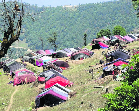 Rautes begging to celebrate Dashain despite welfare funds worth millions