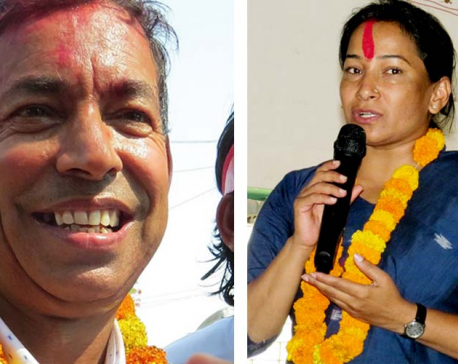 Re-polling increases Renu's  chance of being elected in Bharatpur Metropolis