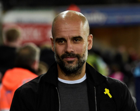 Manchester City to offer Guardiola long-term deal - reports