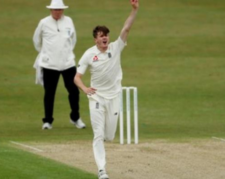 England's Ball in doubt for warmup game, Garton drafted in