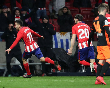 Atletico close gap on Barca after Espanyol draw