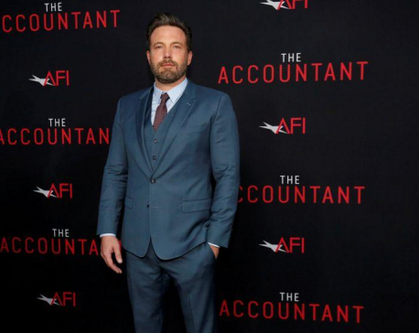 Ben Affleck finds his way back by baring his soul about alcoholism