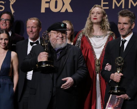 'Game of Thrones,' 'Fleabag' take top Emmy honors on night of upsets