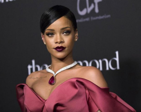 Miss Money Bags: Rihanna opens up about becoming a billionaire