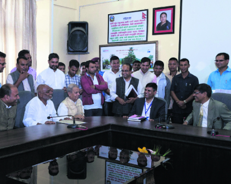 RJPN applies to EC for registration to participate in phase III local polls