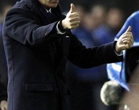 Italian club Inter Milan announces departure of Mancini