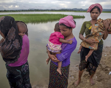 Aid group projects 48,000 births in crowded Rohingya camps