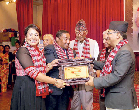 Roji releases new album 'Yachhugu Sarga'