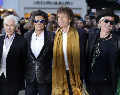 Rolling Stones likely to announce first studio album in a decade