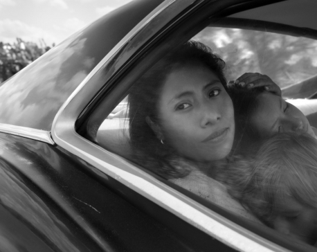 'Roma' actresses drew on personal lives for inspiration