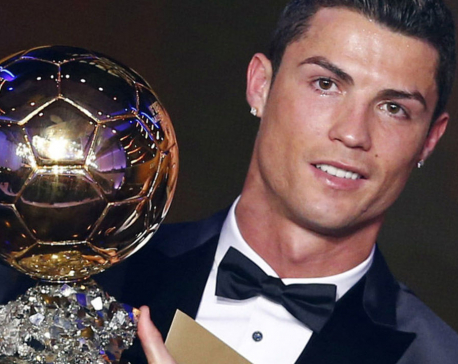 Ronaldo has already won Ballon d'Or, claims Spanish media