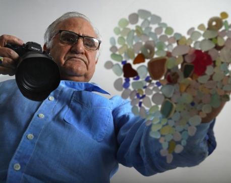 Heart-shaped art brings love, hope to virus-ravaged spots