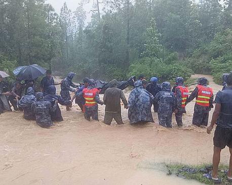 Rs 73 billion needed for tarai floods recovery