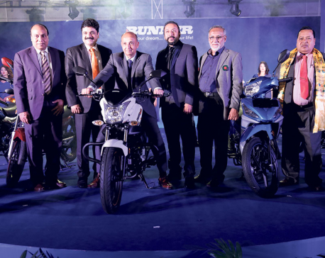 Runner motorcycles now available in Nepal