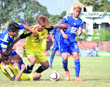 Rupandehi XI, Sankata to meet in final