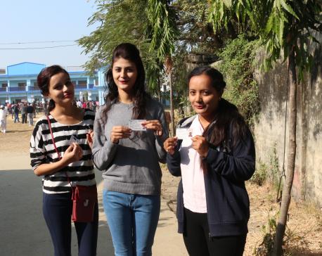 Nepal votes (Photo Update)