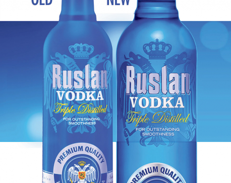 Vijay Distillery gives Ruslan Vodka in new look