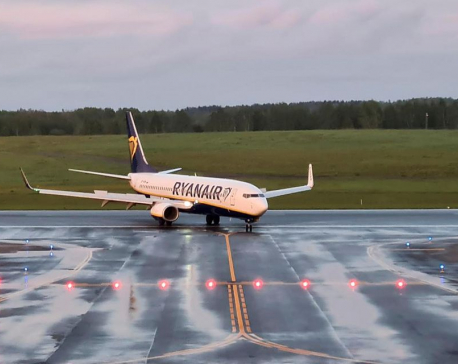 Europeans threaten to limit Belarus air traffic after 'state piracy'