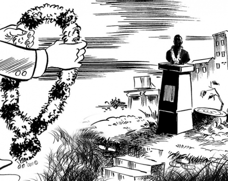 Week-long Martyrs' Day beginning tomorrow