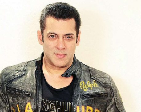 A film will definitely come on Eid: Salman Khan